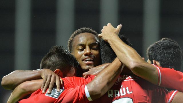 Benfica encaixou três milhões de euros com Carrillo