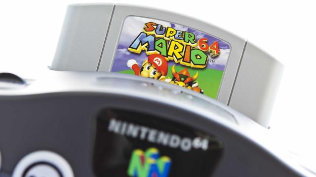 Nintendo tem mais uma consola clássica a caminho?