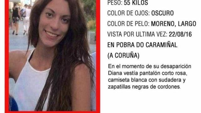 'El Chicle' tentou violar Diana Quer e acabou por estrangulá-la