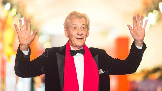"Ian McKellen revela ""maior arrependimento"" da sua vida"