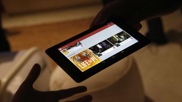 Dois anos e quatro meses de prisão efetiva por roubo de tablet em Braga