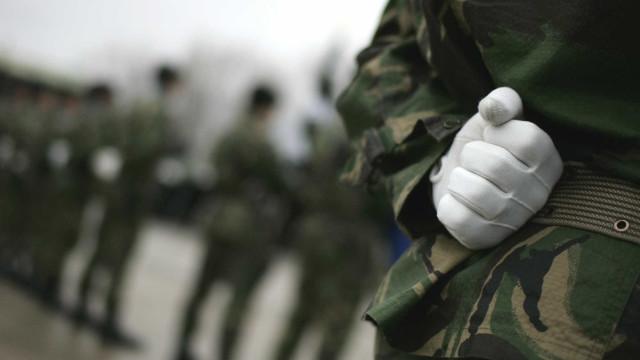 Granadas de mão e munições roubadas nos Paióis de Tancos