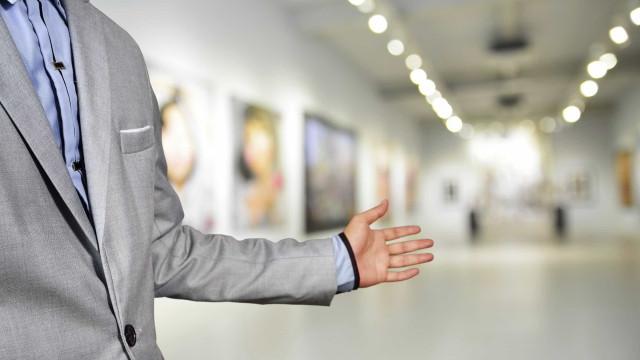 """""""Ver o invisível"""" de Chafes e Giacometti na Gulbenkian de Paris"""