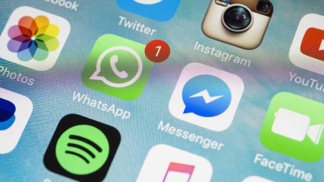 Rede sociais foram 'destronadas' por apps de mensagens