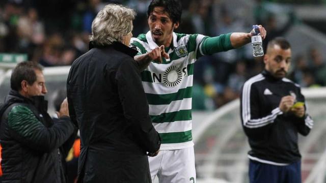 Schelotto: O coração que continua por cá e os elogios ao Conte português