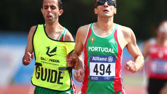 Paralímpicos'2016: Primeiro português em prova acaba no 8.º lugar