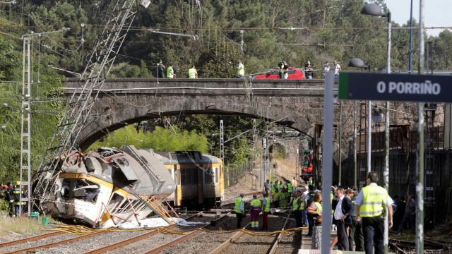 Responsáveis da Renfe e ADIF vão ao parlamento explicar acidente