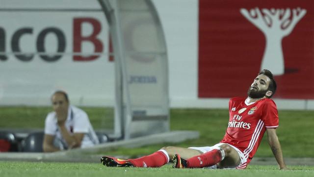 Futuro de Rafa Silva pode passar pela Turquia