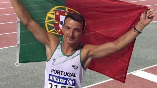 Lenine Cunha sagra-se vice-campeão mundial de triplo salto
