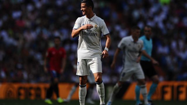 """""""Ronaldo não garantia só golos, obrigava os rivais a jogar diferente"""""""