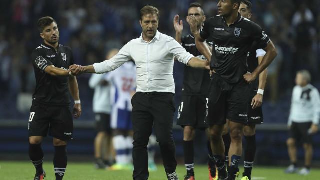 V. Guimarães despede-se da Liga Europa com empate