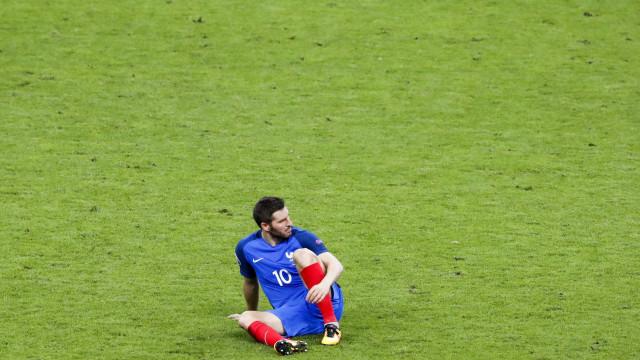"""Gignac e a final do Euro: """"Vai assombrar-me toda a minha carreira"""""""