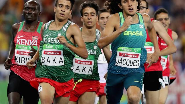 Bakas, Demisse, Kirwa: Estes três atletas seriam campeões olímpicos