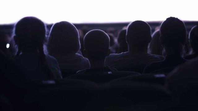 Salas de cinema tiveram aumento de meio milhão de espetadores em julho
