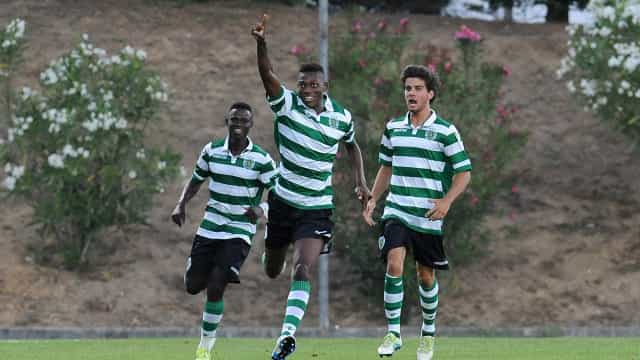 Youth League: Sporting com um pé nos oitavos de final