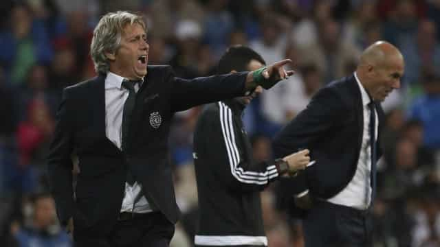 Italianos apontam Allegri e... Jorge Jesus ao banco do Real Madrid