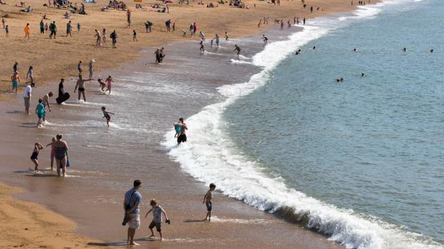 Este é o último fim-de-semana da época balnear. Autoridades pedem cautela