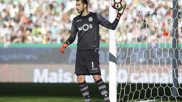Marco Silva desiste de Rui Patrício