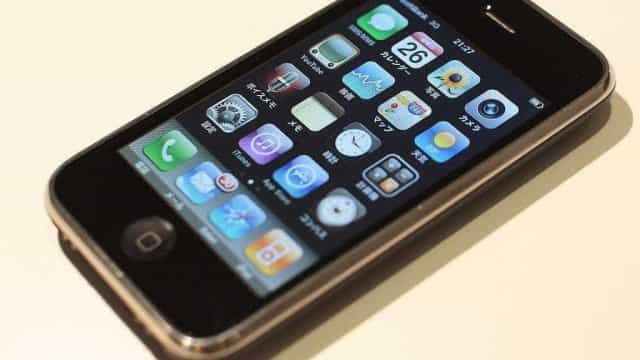 A Coreia do Sul 'ressuscitou' o iPhone 3GS