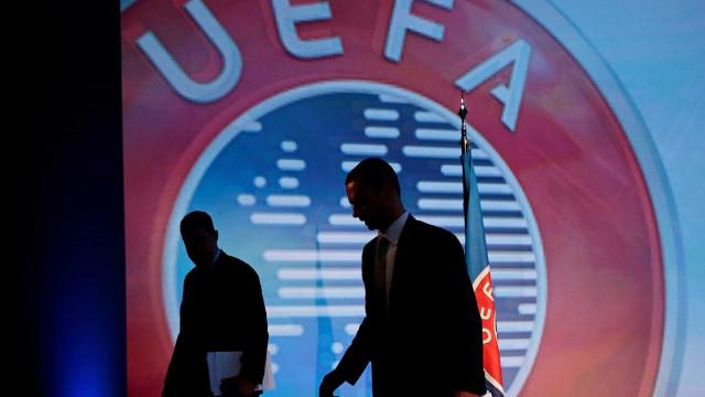 Ex selecionador inglês ameaçou funcionário da UEFA