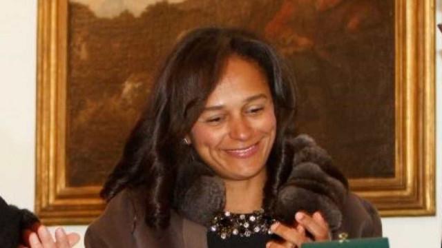 Isabel dos Santos desmente notícia que critica desempenho da Sonangol