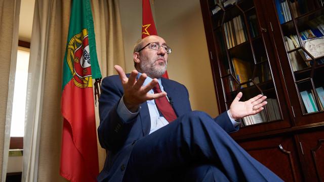 """Comunista António Filipe sublinha """"excelente relação"""" com João Semedo"""