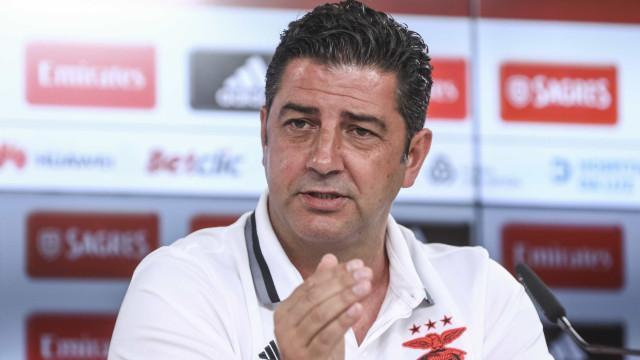 """Rui Vitória confirma: """"Salvio não vai estar disponível"""""""