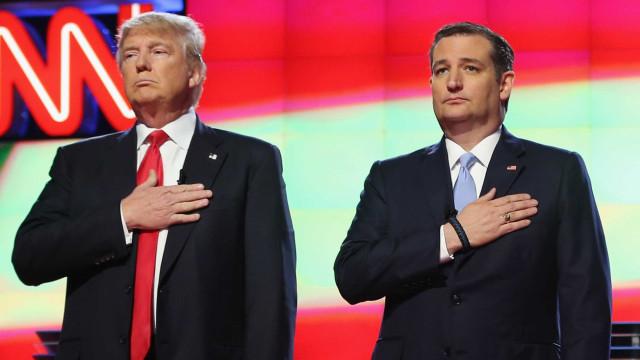 Ted Cruz quer que seja dinheiro do 'El Chapo' a pagar muro de Trump