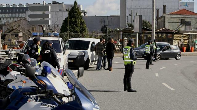 PSP de Lisboa deteve 30 pessoas desde sexta-feira