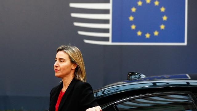 UE estabelecerá mecanismo para Irão contornar as sanções dos EUA