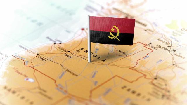 Cidadãos em Luanda marcharam hoje contra o racismo e a discriminação