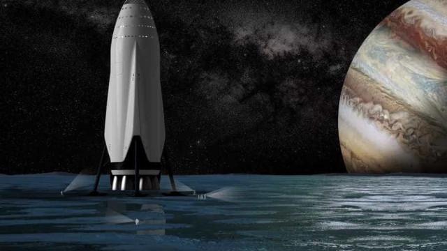 Elon Musk prepara-se para revelar novo plano para 'conquistar' Marte