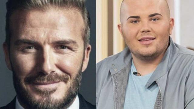 Já gastou 36 mil euros e continua a querer ficar igual a David Beckham