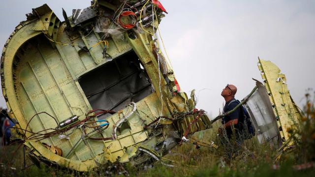 Familiares de vítimas de voo MH17 levam Rússia ao Tribunal Europeu