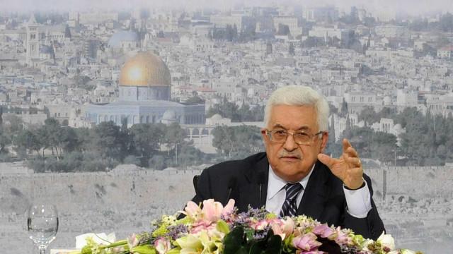 """Abbas classifica nova lei israelita como """"declaração de guerra"""""""