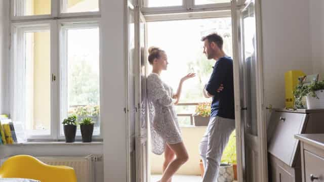 Todos os casais discutem, mas os mais felizes fazem-no de forma diferente