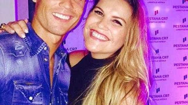"Katia Aveiro afirma: ""Ronaldo ama Itália"""