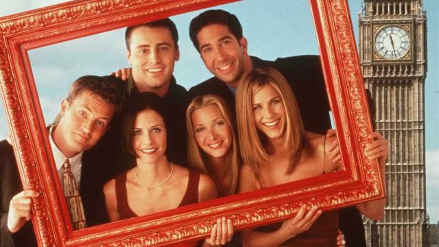 Era fã da série 'Friends'? Será que reparou neste pormenor?