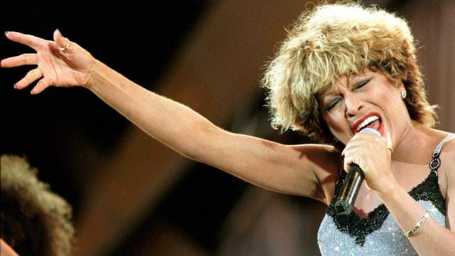 Tina Turner quis pôr fim à vida e foi salva pelo 'amor' do marido