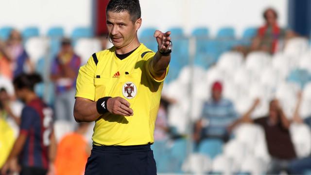 Manuel Mota é o juiz nomeado para o FC Porto-Portimonense