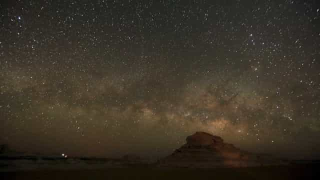 Metade da matéria à nossa volta tem origem em galáxias distantes