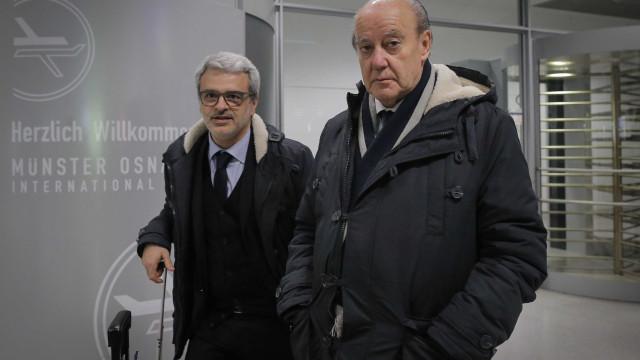 Pinto da Costa já testemunhou sobre queixa do Benfica