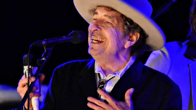 Bob Dylan vem a Portugal no próximo ano