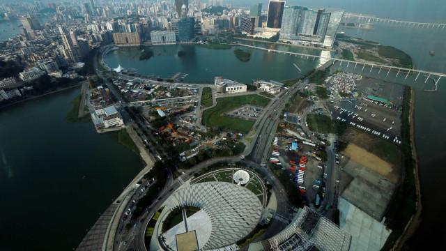 Macau tornada numa cidade inteligente? Gigante chinês Alibaba vai ajudar