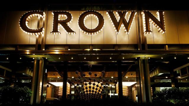 Crown Resorts processada por acionistas em caso de prisões na China