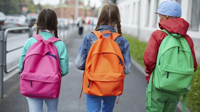AR debate na sexta-feira petição contra peso das mochilas escolares