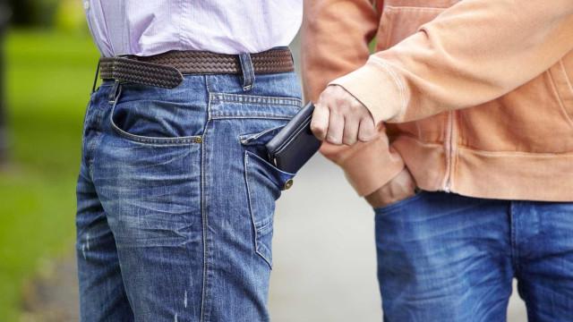 Assaltaram casal de turistas em Lisboa. Foram presos minutos depois