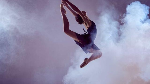 A reflexão da Nova Companhia e o momento livre da bailarina Marlyn Ortiz