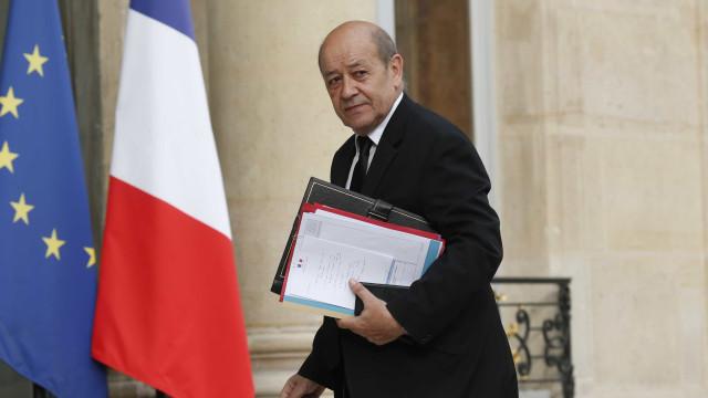 MNE francês nega ter recebido informações turcas sobre Khashoggi