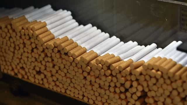 Fraude: Organismo europeu apreendeu 140 milhões de cigarros